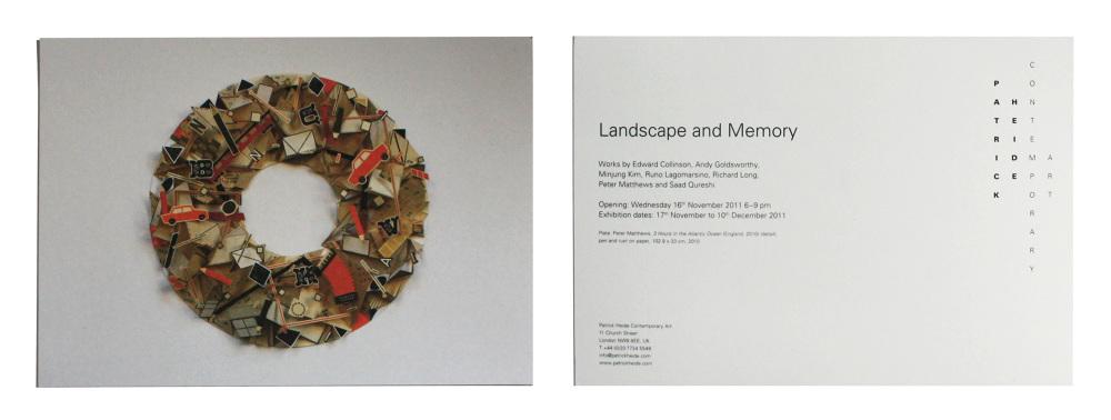 Patrick Heide Contemporary Art Invites moiragildesign