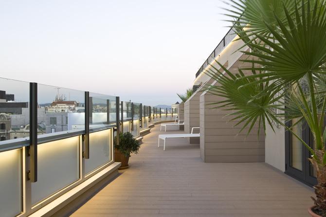 Paseo De Gracia Penthouse Barcelona Spain Casa
